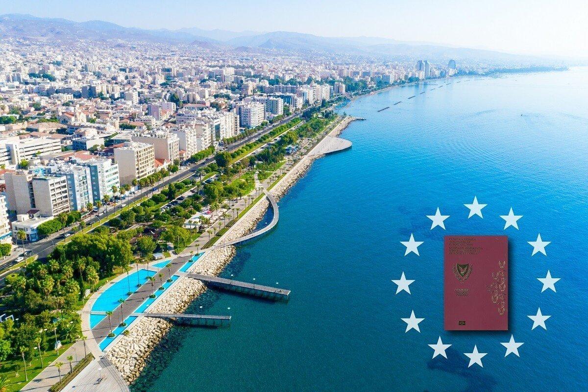 Limassol coast